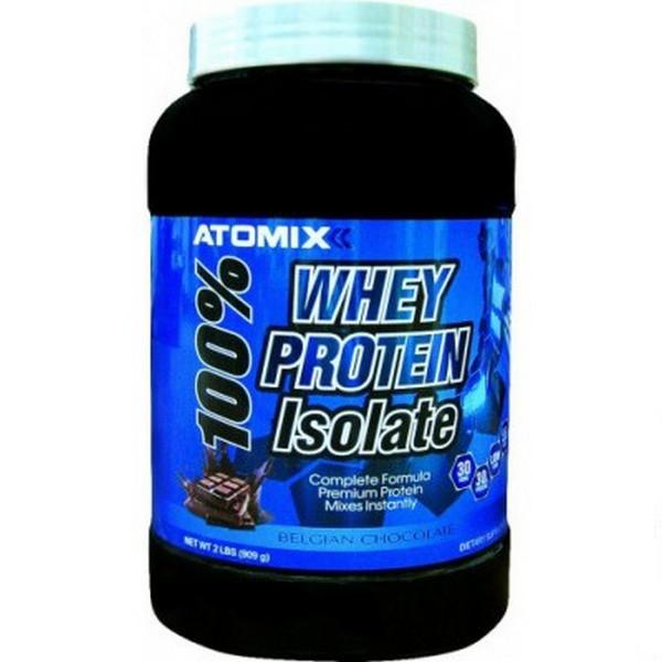 ATOMIXX 100% Whey Protein 0,9 kg