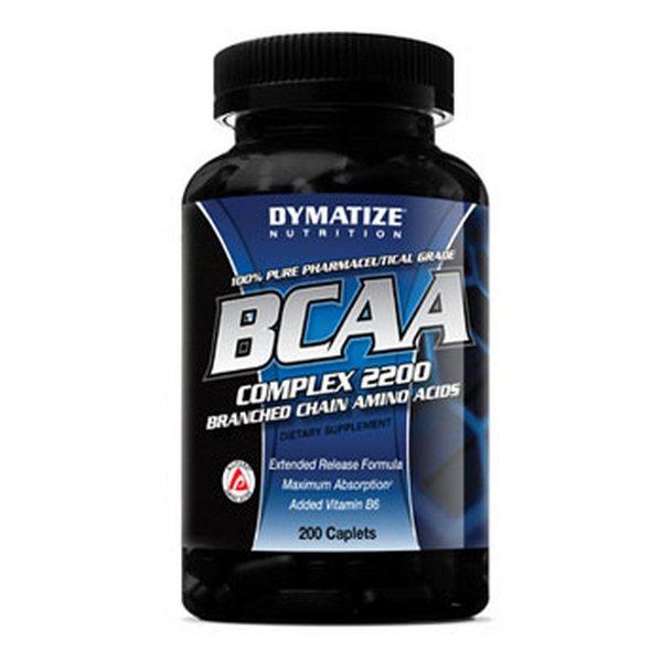 Dymatize BCAA, 200 таб.