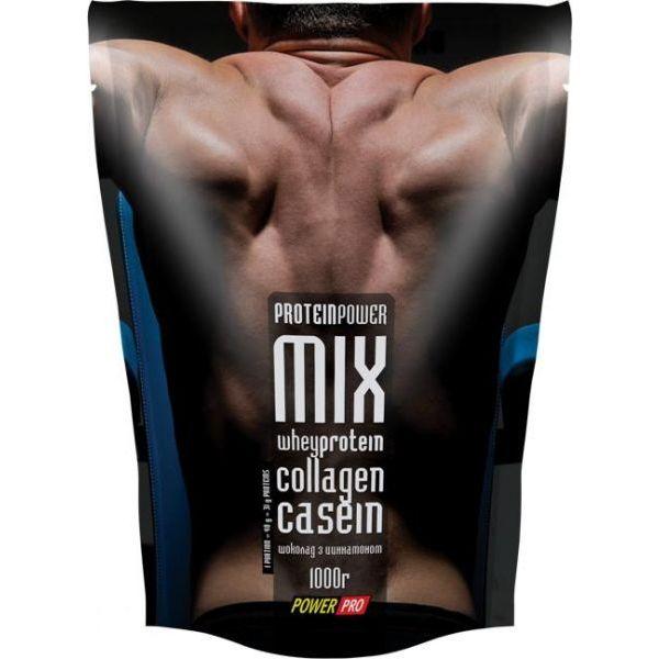 PowerPro Protein MIX, 1кг