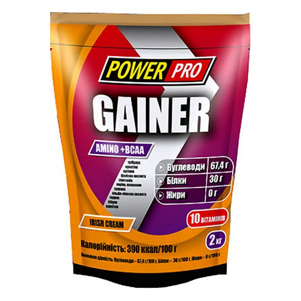 PowerPro Gainer 2кг