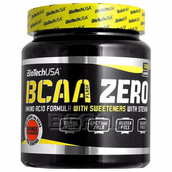 BioTech BCAA Flash Zero 360грамм