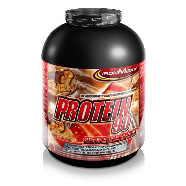 Ironmaxx Protein 90 (2350g)