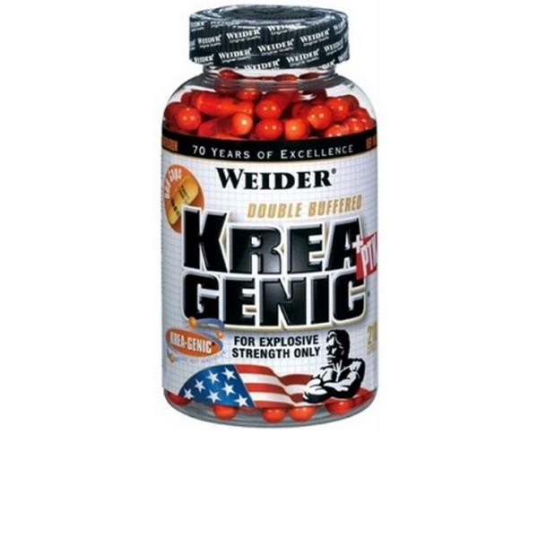 Weider Maximum Krea-Genic+PTK 210 capsules