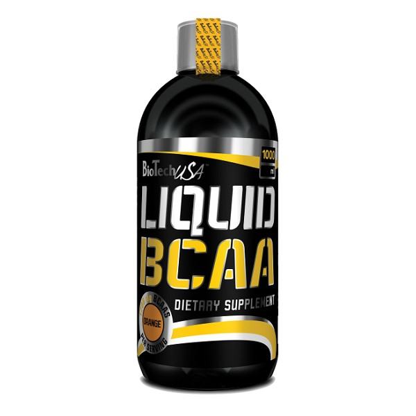BioTech BCAA LIQUID, 1000 ml