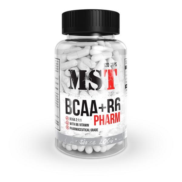 MST BCAA + B6 120 caps