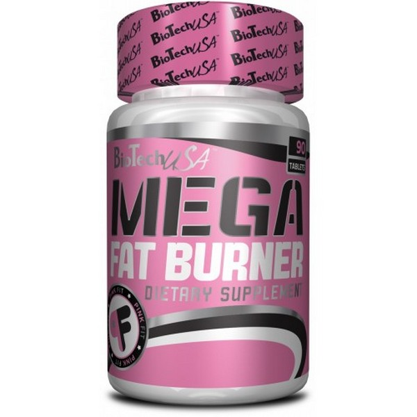 BioTech MEGA FAT BURNER 90 таб