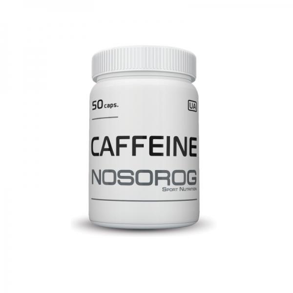 NOSOROG CAFFEINE (50 капсул)