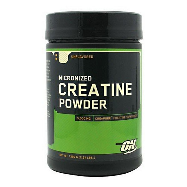 Optimum Nutrition CREATINE POWDER, 1200 г