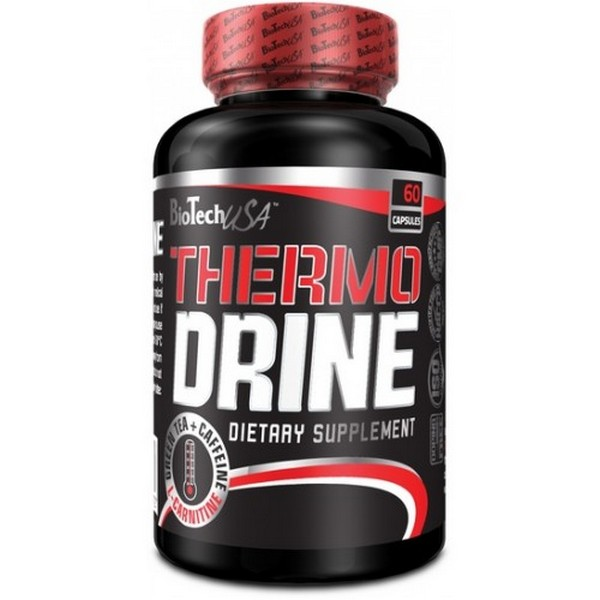 BioTech THERMO DRINE Complex 60 caps