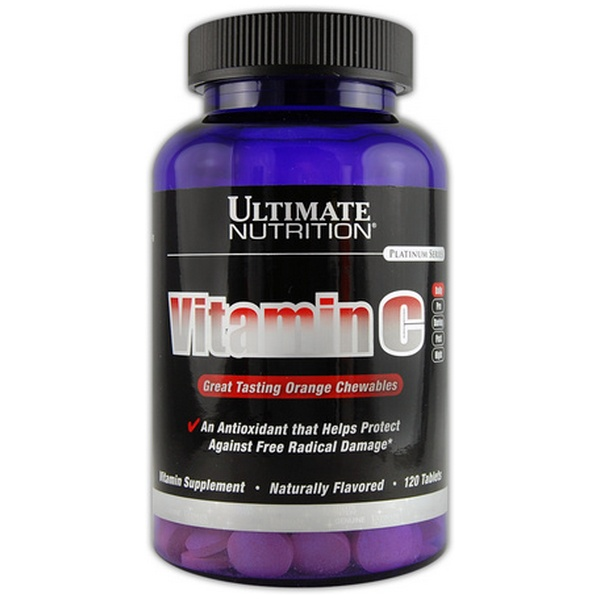 ultimate Vitamin C 500 mg 120 tab
