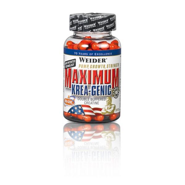 Weider Maximum Krea-Genic 120 capsules