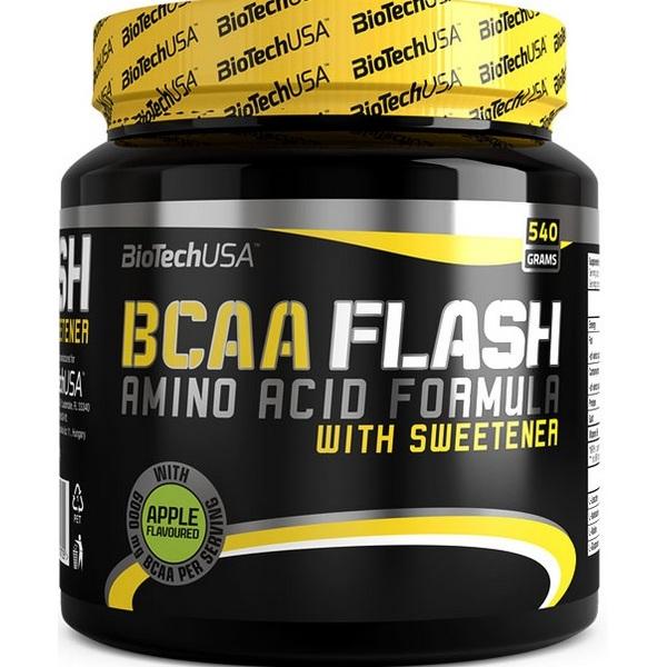 BioTech BCAA Flash 540грамм