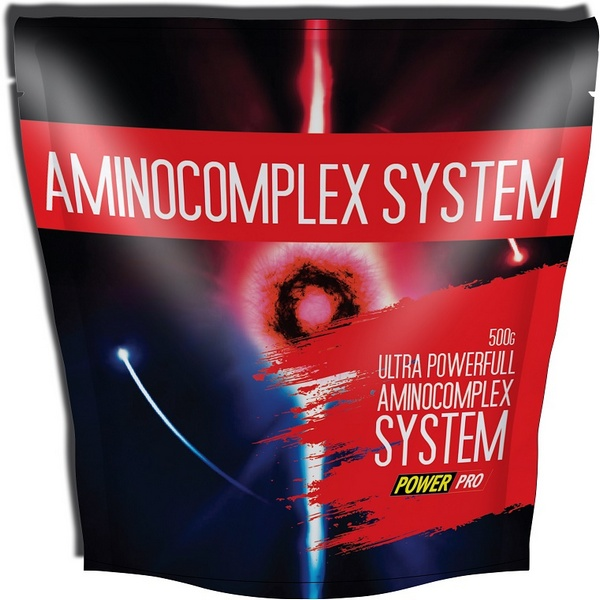 Power Pro Aminocomplex System, 500 g