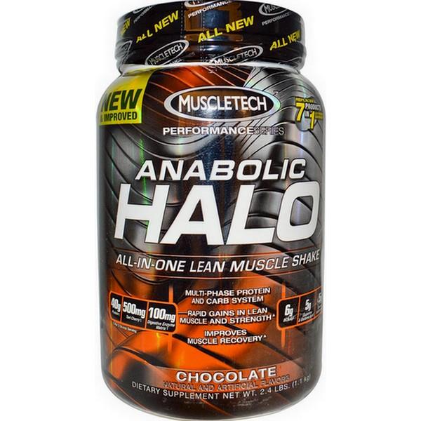 Muscletech Anabolic HALO , 1,08 кг.