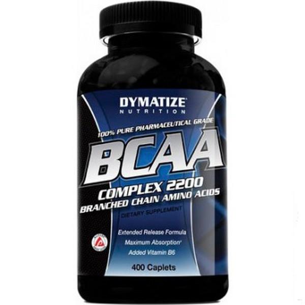 Dymatize BCAA, 400 таб.