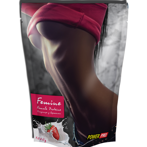 PowerPro Protein FEMINE, 1кг