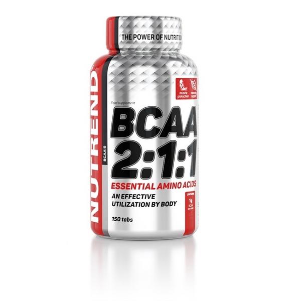 Nutrend BCAA 2:1:1 таблеток 150