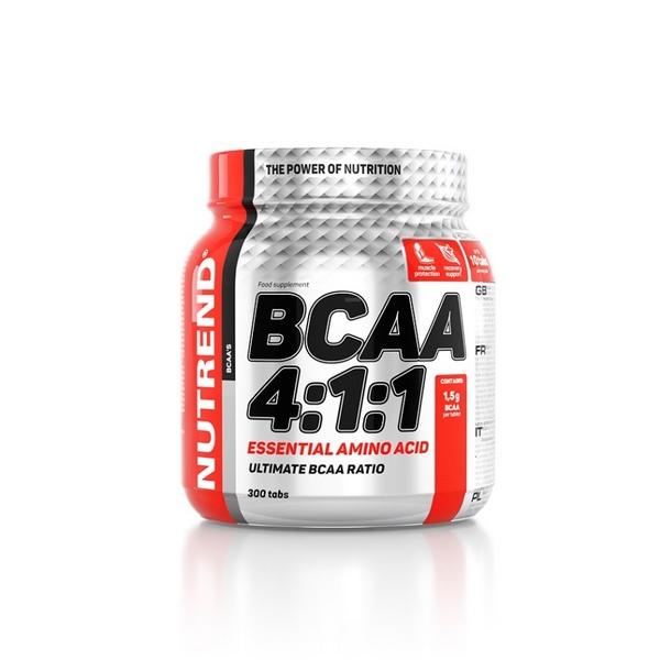 Nutrend BCAA 4:1:1 таблеток 300