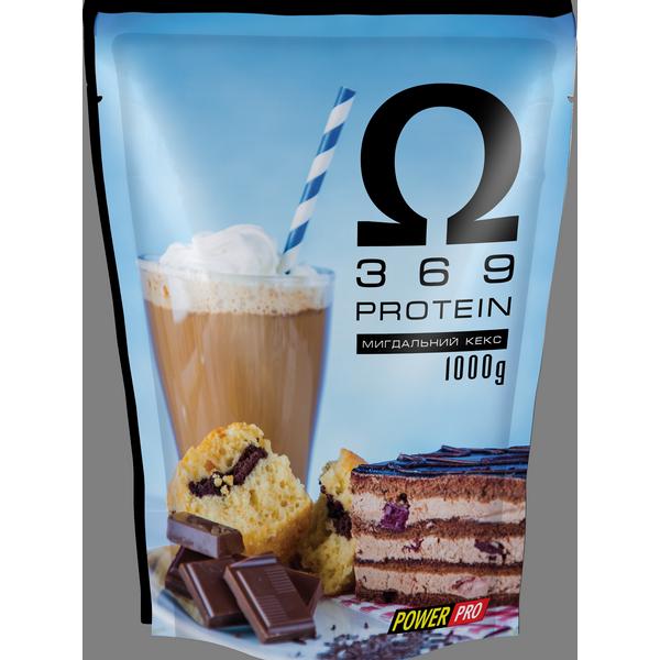 PowerPro Protein Omega 369, 1кг