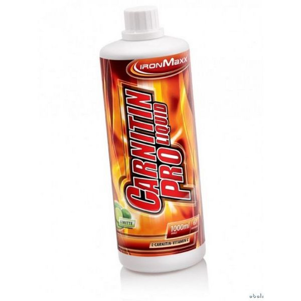 Ironmaxx L-Carnitin Liquid 1000 ml