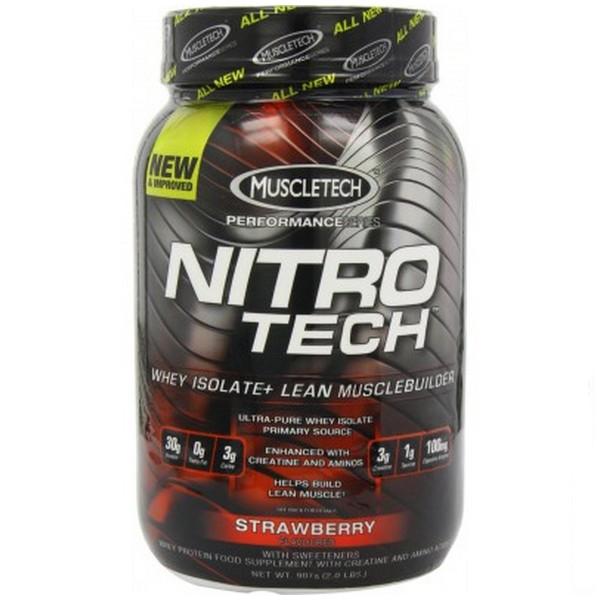 Muscletech Nitro Tech Performance Series, 908 гр