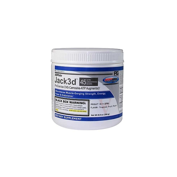 USP Labs Jack 3D 250 g