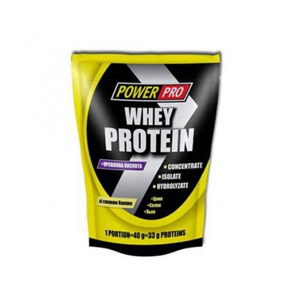 PowerPro Whey Protein 2 кг