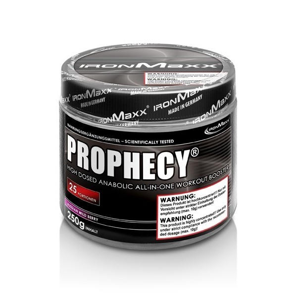 Ironmaxx Prophecy 250g