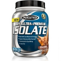 Muscletech 100% Ultra-Premium Isolate, 908 гр