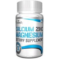 BioTech CALCIUM-ZINK-MAGNEZIUM 100 таб