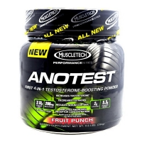 Muscletech Anotest Performance Series, 284 гр