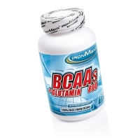 Ironmaxx BCAA+Glutamin 800 (130 caps)