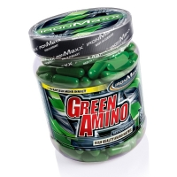 Ironmaxx Green Amino 550 caps