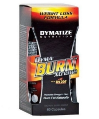 Dymatize DYMA-BURN with EPX, 60 капс
