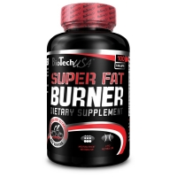 BioTech SUPER FAT BURNER 100 таб