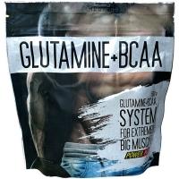 PowerPro Glutamin + BCAA 500 гр.
