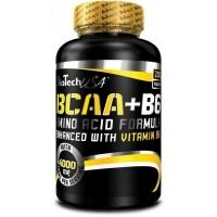 BioTech BCAA + B6 340 таб