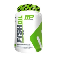 MusclePharm Fish Oil, 90 gel