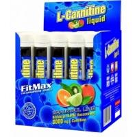 FitMax L-Carnitine liquid box (20 ампул по 25 мл в боксе)