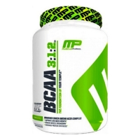 MusclePharm BCAA 312, 240caps