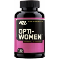 Optimum Nutrition OPTI-WOMEN, 120 таб