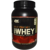 Optimum Nutrition 100% GOLD WHEY PROTEIN, 909 г