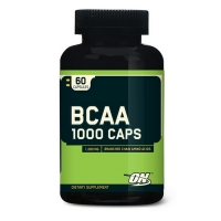 Optimum Nutrition BCAA 1000, 60 кап.