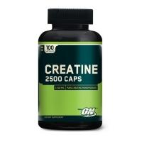 Optimum Nutrition CREATINE 2500, 100 кап.