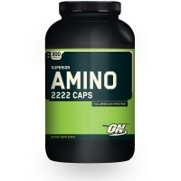 Optimum Nutrition AMINO 2222, 300 кап