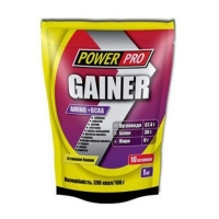 PowerPro Gainer 1кг