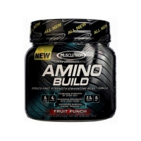 Muscletech Amino Build, 260 гр