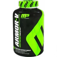 MusclePharm Armor-V, 180caps