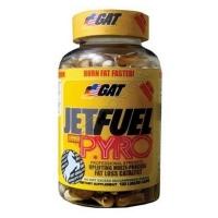 GAT JetFuel Pyro, 120 caps