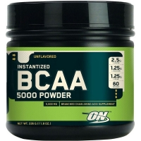 Optimum Nutrition BCAA 5000 POWDER, 336 г